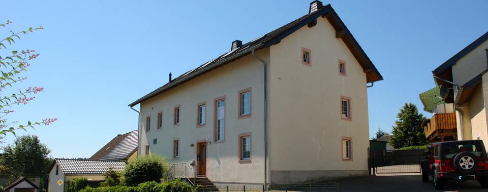 Ferien- und Gästehaus Wössner bietet Platz für bis 18 Personen